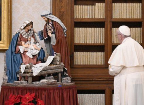 Papa Francisco: Huyamos de la mentalidad fatalista este 2021