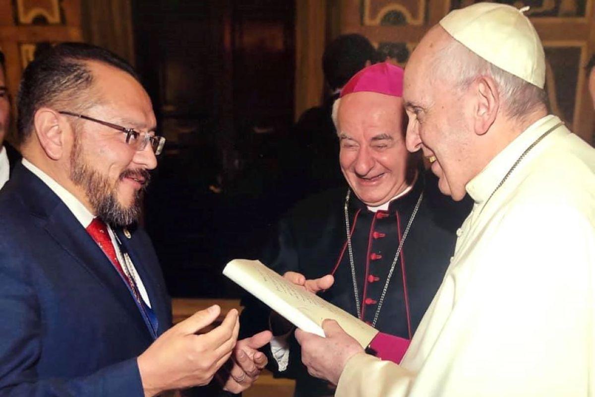 Un mexicano en la Academia Pontificia de las Ciencias Sociales