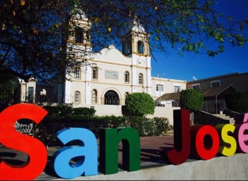 Iglesias, colonias y monumentos: San José en la cultura de México