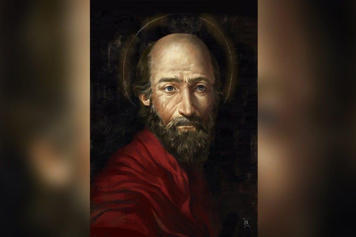 Recreación del rostro de San Pablo. Foto: Vatican News.