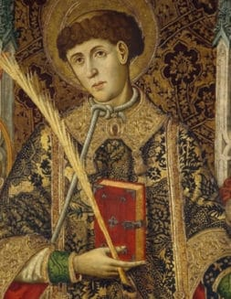 22 de enero: Celebramos a san Vicente de Zaragoza, mártir
