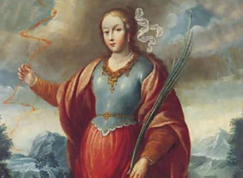 18 de enero: Santa Prisca, la presencia de esta santa en México