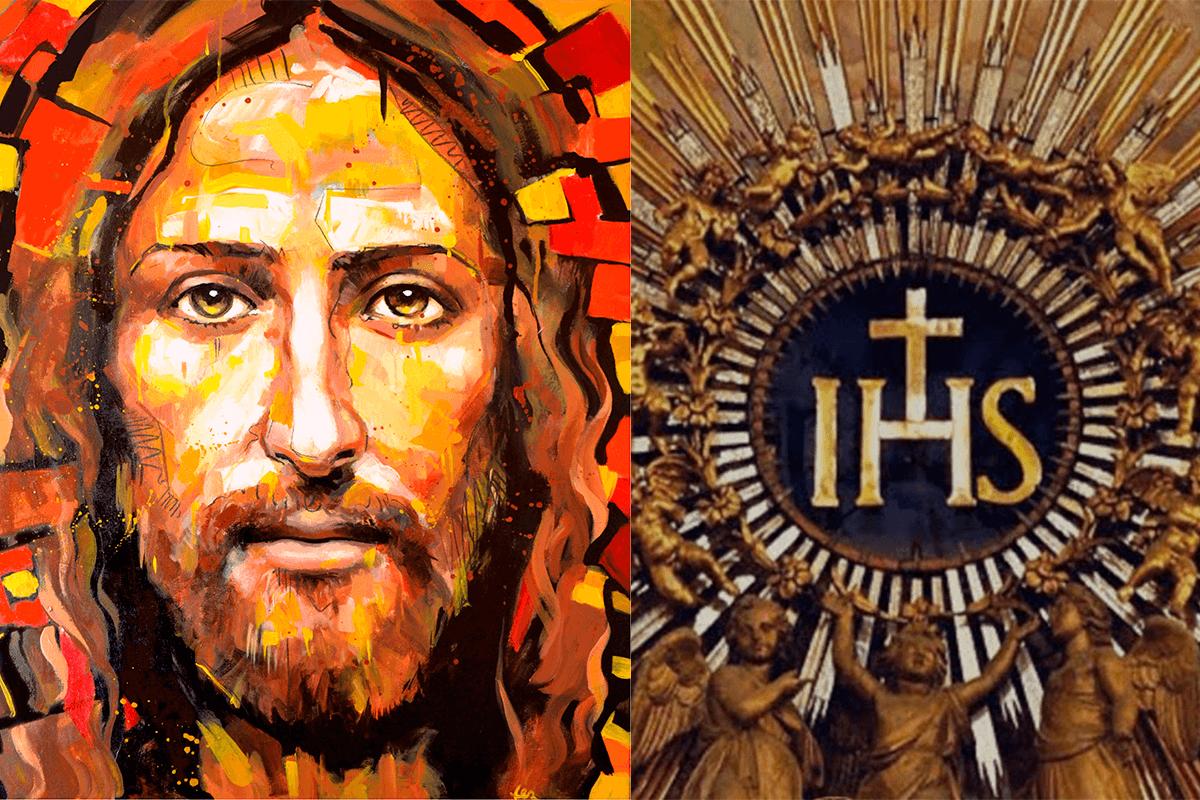 El Santísimo Nombre de Jesús.