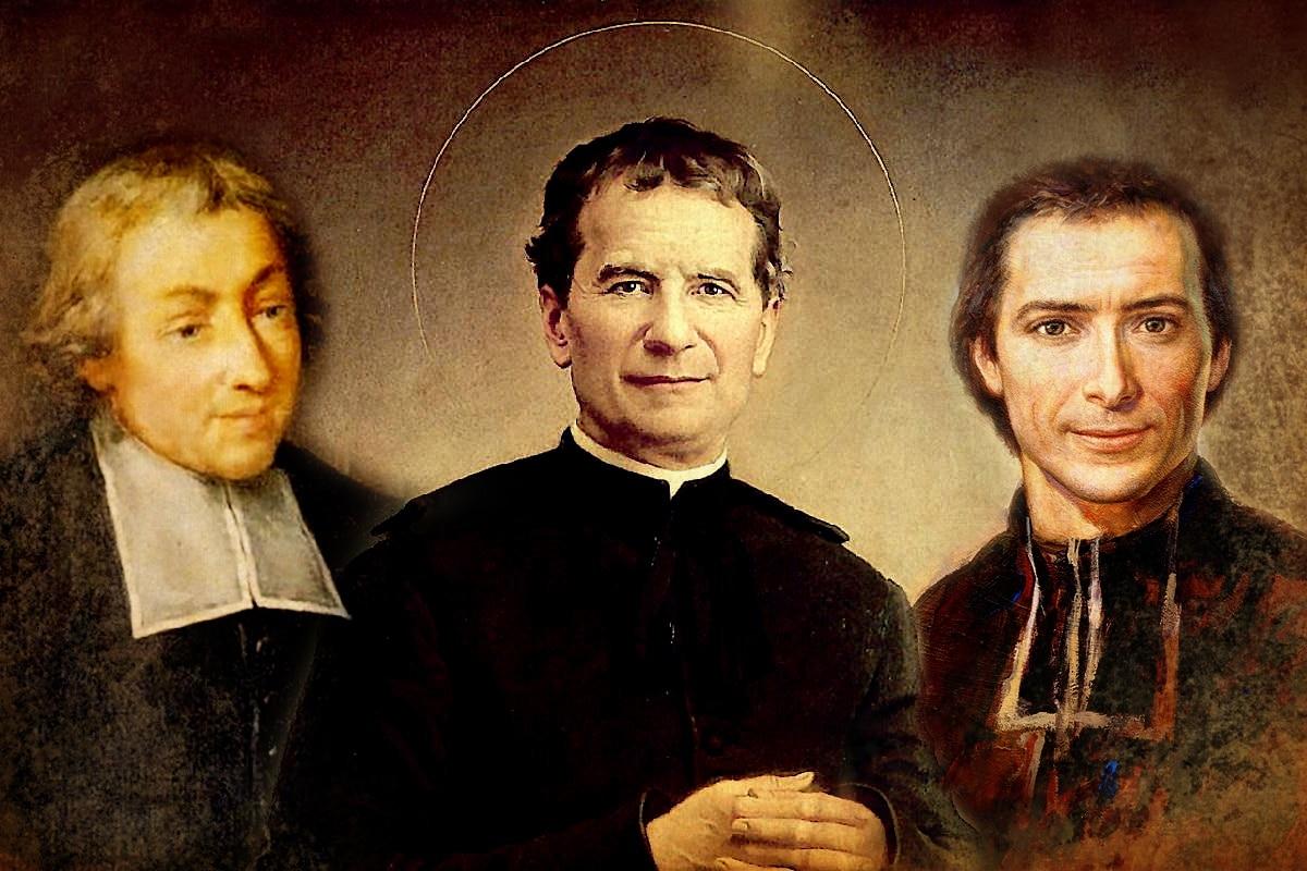 A estos santos pueden encomendarse los maestros.