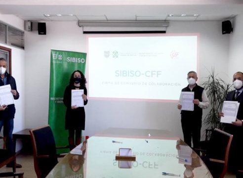 Cáritas y gobierno de la CDMX firman un acuerdo a favor de los niños