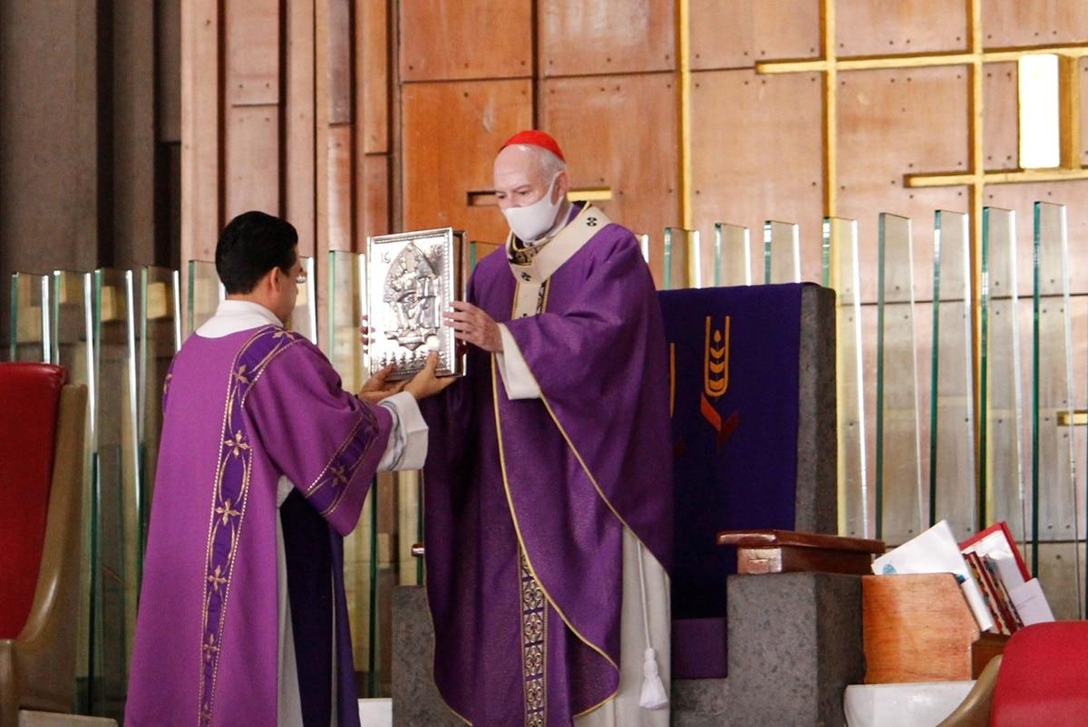 Homilía Arzobispo Aguiar: Asumir la voluntad de Dios Padre