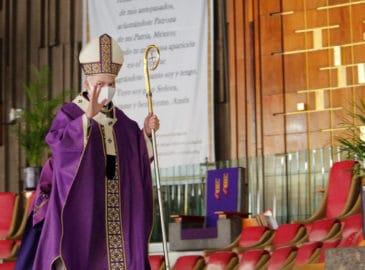 Homilía Arzobispo Aguiar: ¿Cómo hay que vivir esta Cuaresma?
