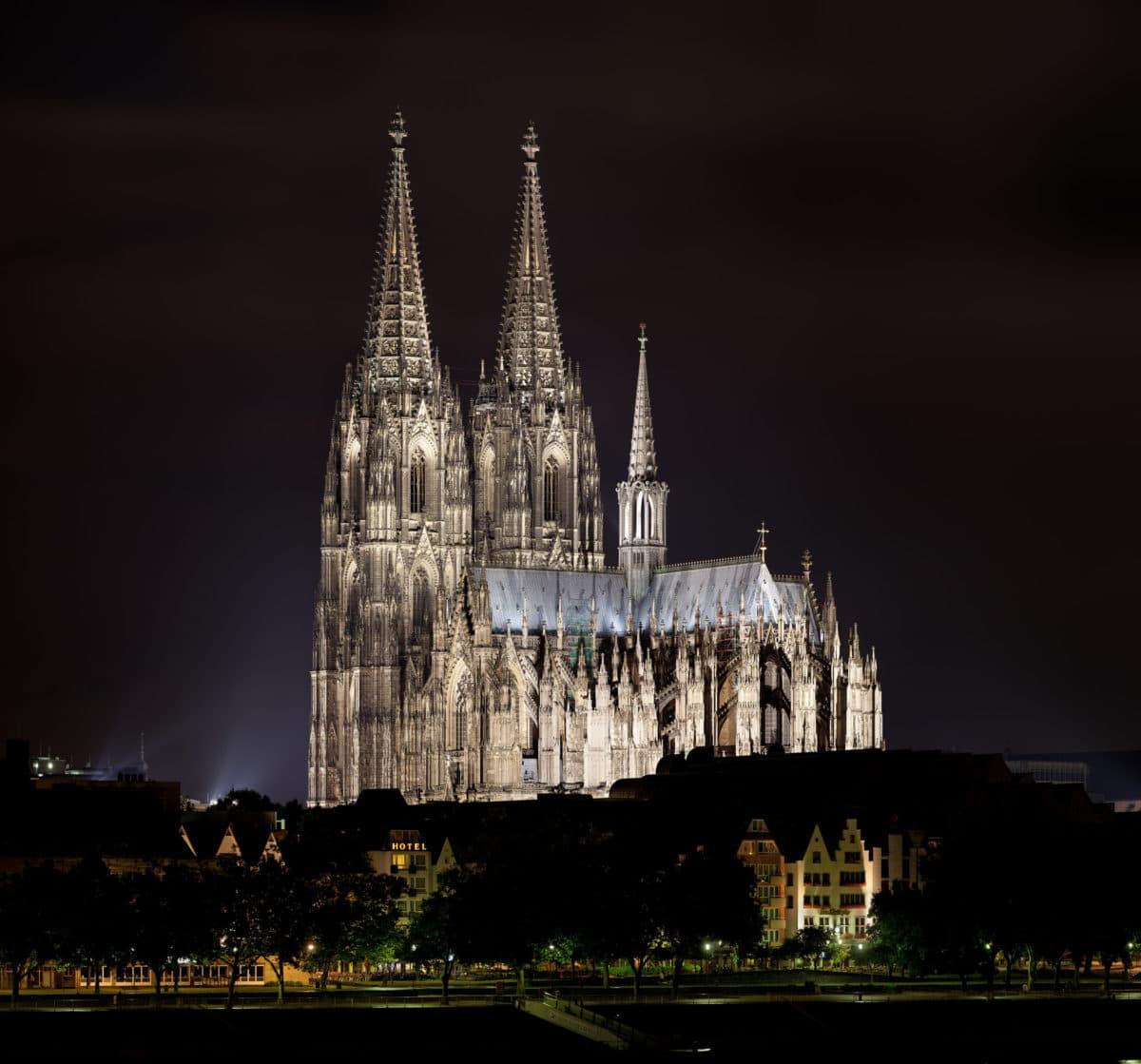 Catedral de Colonia. Foto: Thomas Wolf, www.foto-tw.de (CC BY-SA 3.0 DE)