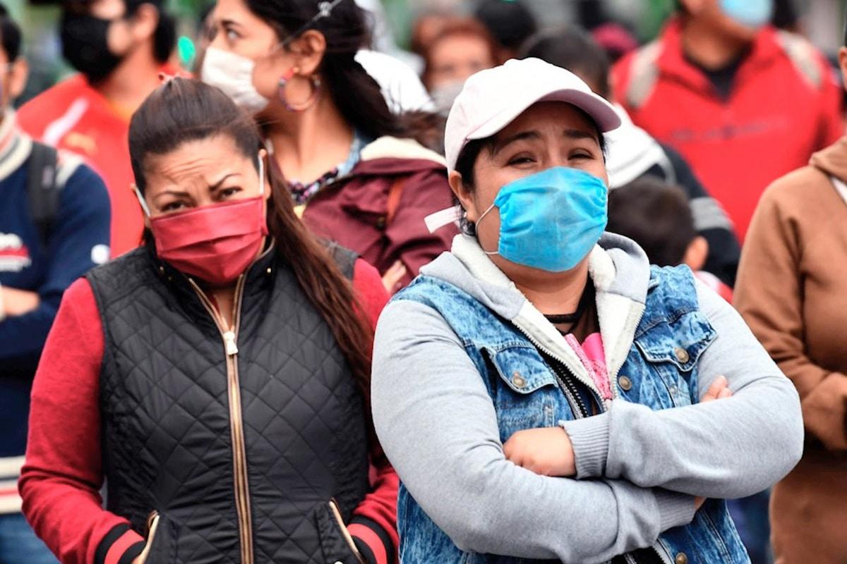 Tercera ola de la pandemia de coronavirus. El llamado De la Iglesia es a redoblar esfuerzos.