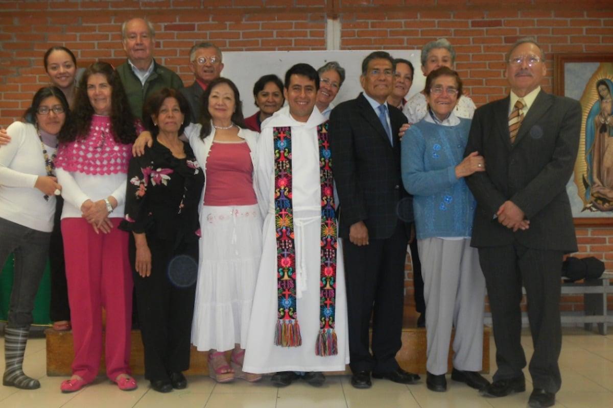 """Voluntarios del Centro de Formación Familiar """"María Dolores Leal"""". Foto: CFMDL"""