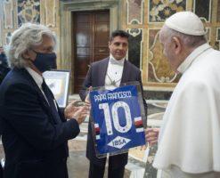 2 consejos del Papa Francisco para el futbol…y para la vida