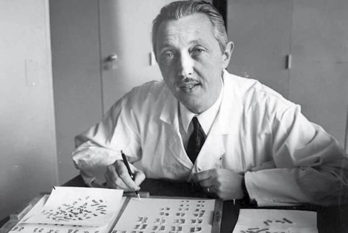Jerome Lejeune fue un médico católico que hizo posible el diagnóstico temprano del Síndrome de Down.