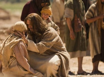 """""""Si quieres, puedes limpiarme"""", la súplica del leproso a Jesús"""