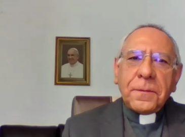 P. Mario Ángel Flores: Seamos sacerdotes portadores de esperanza