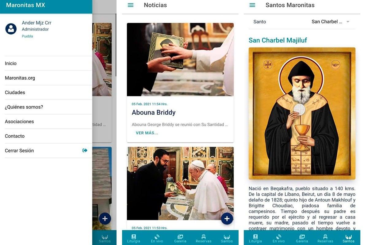 La app MaronitasMx será gratuita.