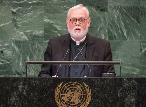 El Vaticano defiende ante la ONU el derecho a la vida