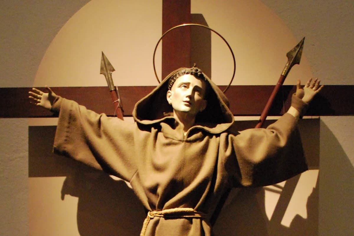 Imagen de San Felipe de Jesús