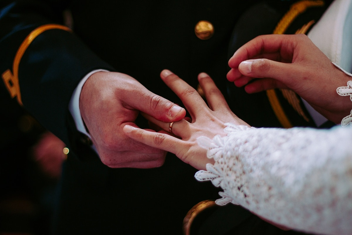 El Matrimonio está llamado a ser una unión de vida y amor. Foto: Cathopic.