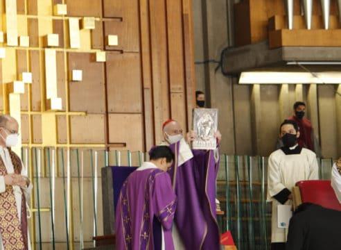 Homilía del Arzobispo Aguiar en el Día de la Familia 2021