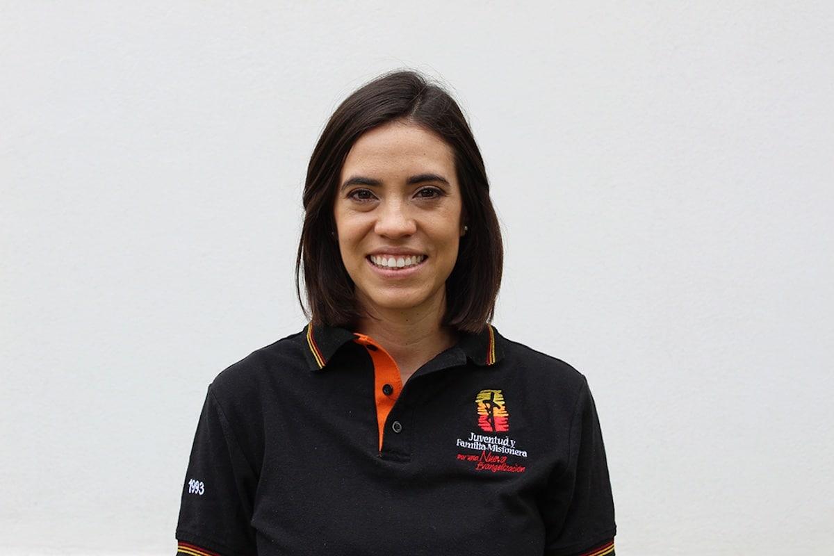 Bárbara Herrera es Directora Nacional de Juventud y Familias Misioneras.