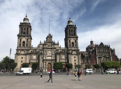 EN VIVO: Misa de Domingo de Resurrección en la Catedral de México