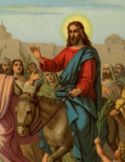 Domingo de Ramos: Los símbolos que muestran que Jesús es Rey
