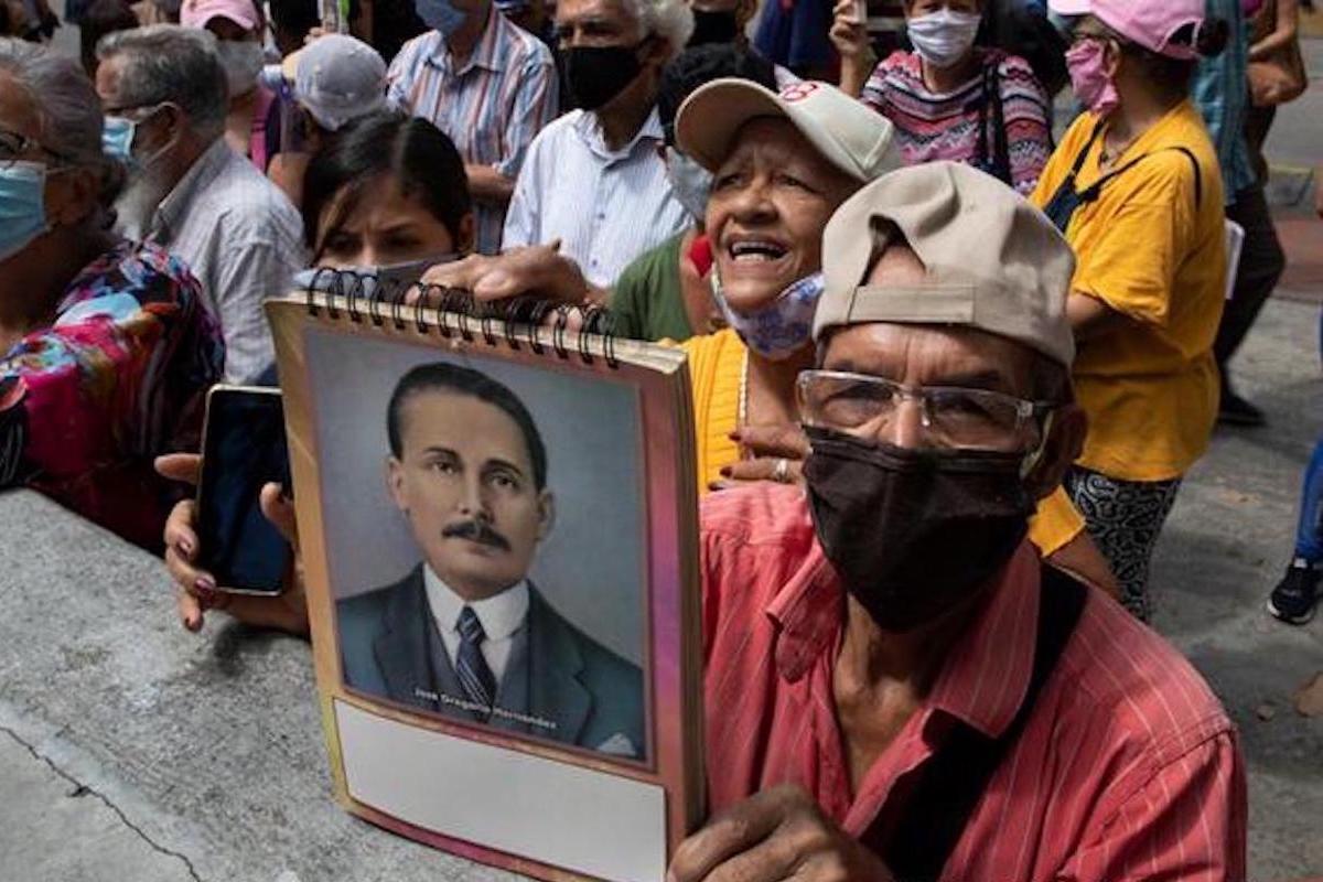 El pueblo venezolano recibió con entusiasmo la noticia de la próxima beatificación de Gregorio Hernández.