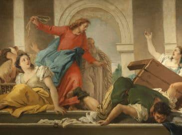 """""""Destruyan este templo y lolevantaré en 3 días"""", ¿qué quiso decir Jesús?"""