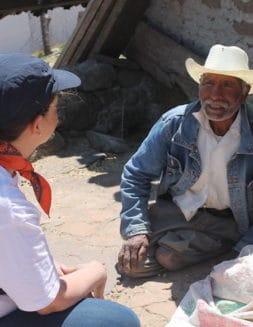 Déjate conmover por las experiencias de estas 4 jóvenes misioneras
