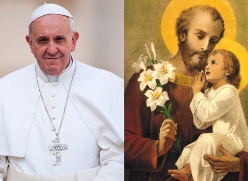 3 consejos del Papa Francisco a los sacerdotes para ser como San José