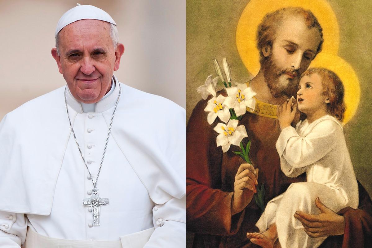 El Papa Francisco ofreció consejos para parecerse más a San José.