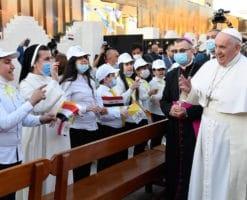 EN FOTOS: Resumen del histórico viaje del Papa Francisco a Irak