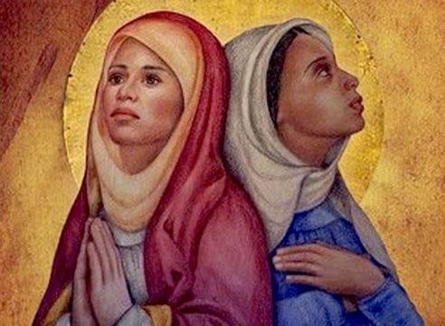 7 de marzo: La Iglesia celebra a las Santas Perpetua y Felícitas