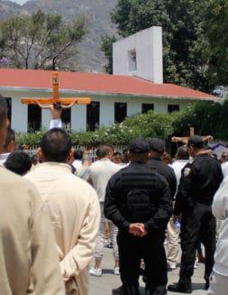Viernes Santo: obispo rezará el Viacrucis con jóvenes en readaptación
