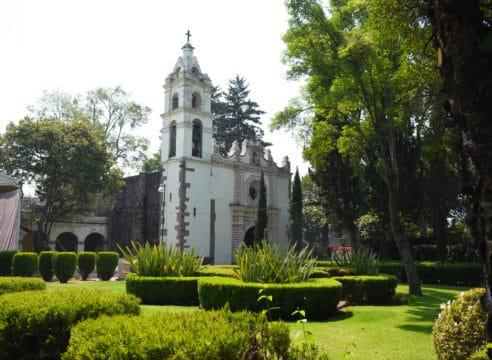 San Jerónimo pone 'manos a la obra' para su reconstrucción