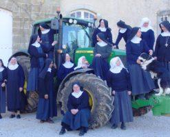 Las religiosas que han convertido su antigua abadía en una 'startup'