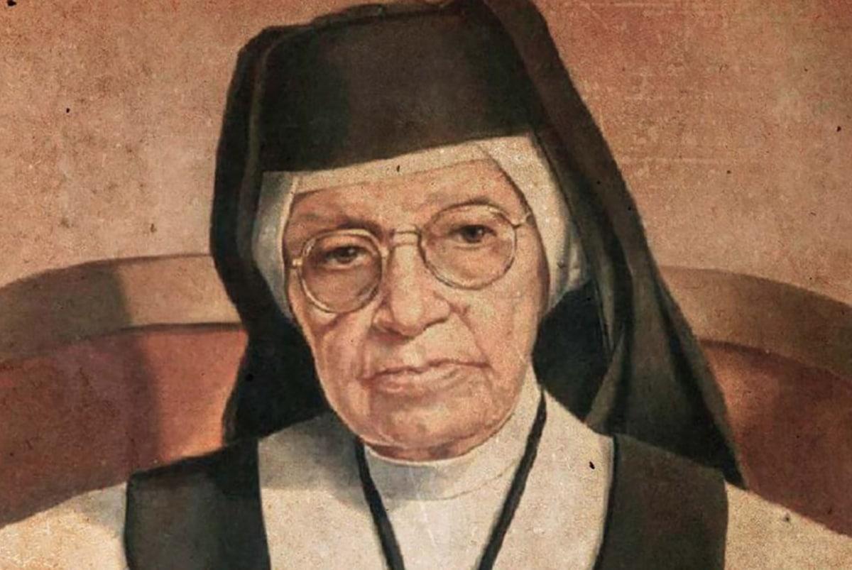 La beata Madre María de San José.