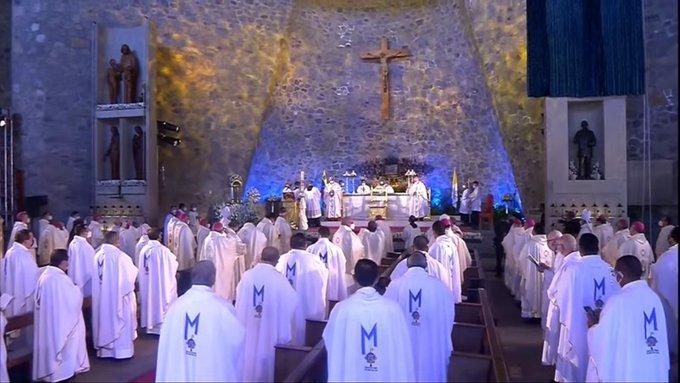 Ceremonia de Beatificación de José Gregorio Hernández.