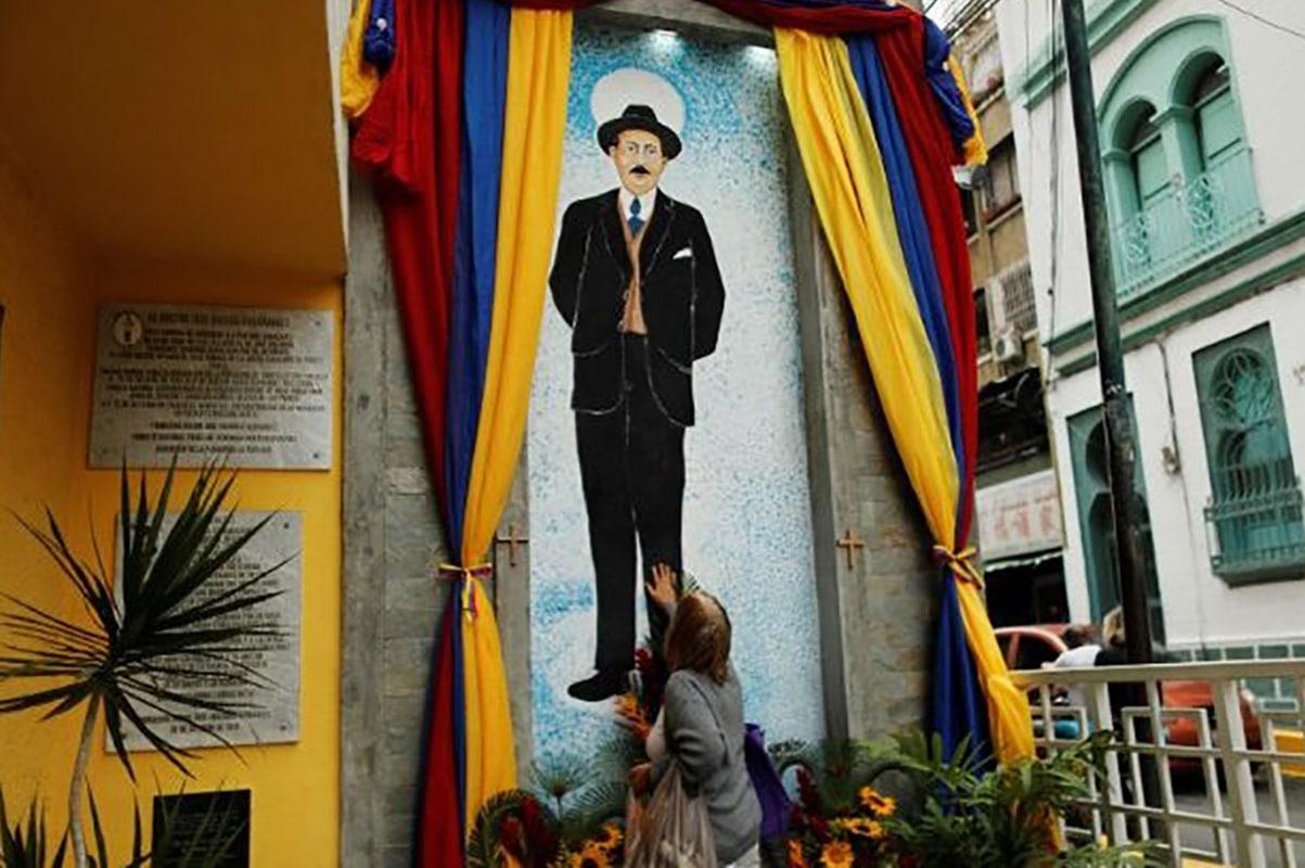 La beatificación del doctor José Gregorio Hernández será el 30 de abril en Caracas, Venezuela. Foto: Vatican News.