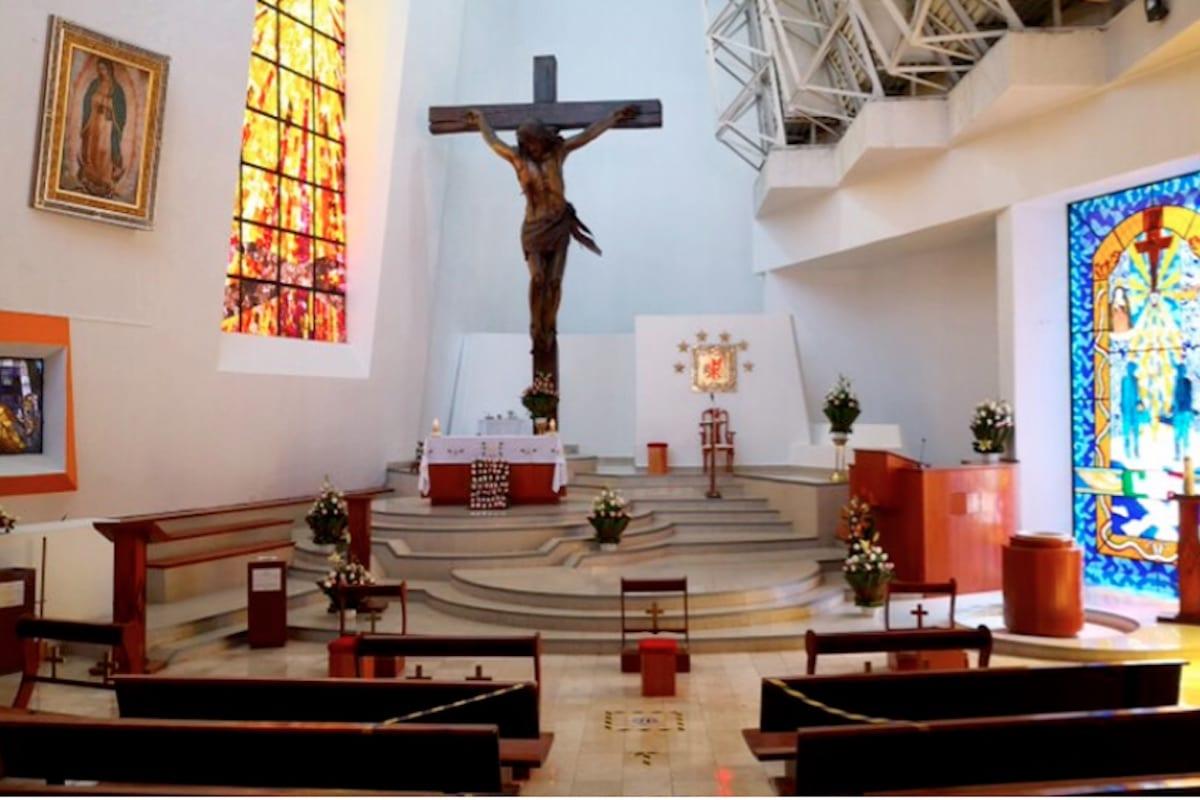 La Capellanía Militar fue nombrada en marzo de 2020 como Parroquia Personal Castrense. Está a la espera de su nombramiento oficial. Foto: https://capellaniamilitar.org/