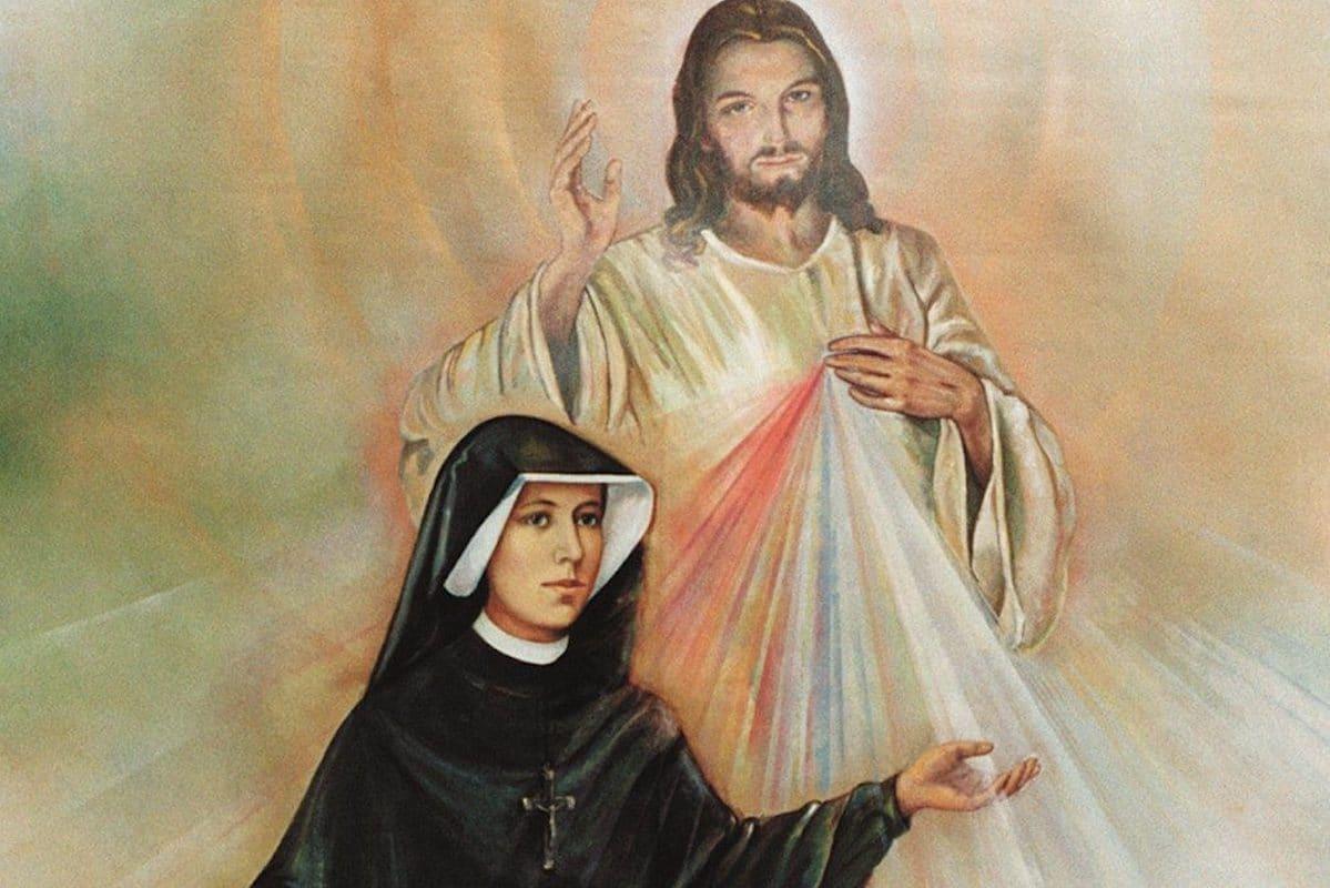 Sor Faustina Kowalska fue vidente del Señor de la Divina Misericordia. Foto: Vatican News