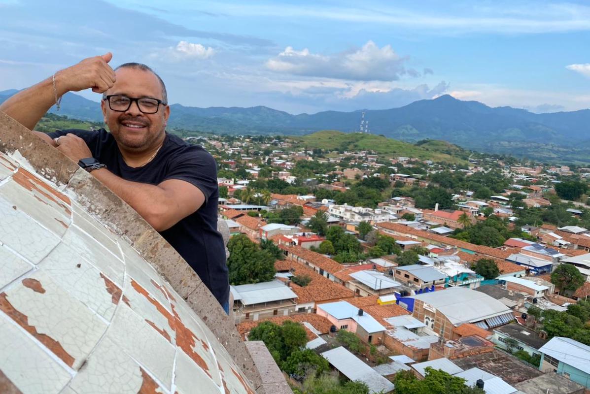 P. Gilberto Vergara García