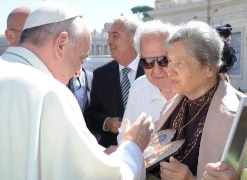 Consuela a los presos inspirada en el Cardenal Bergoglio