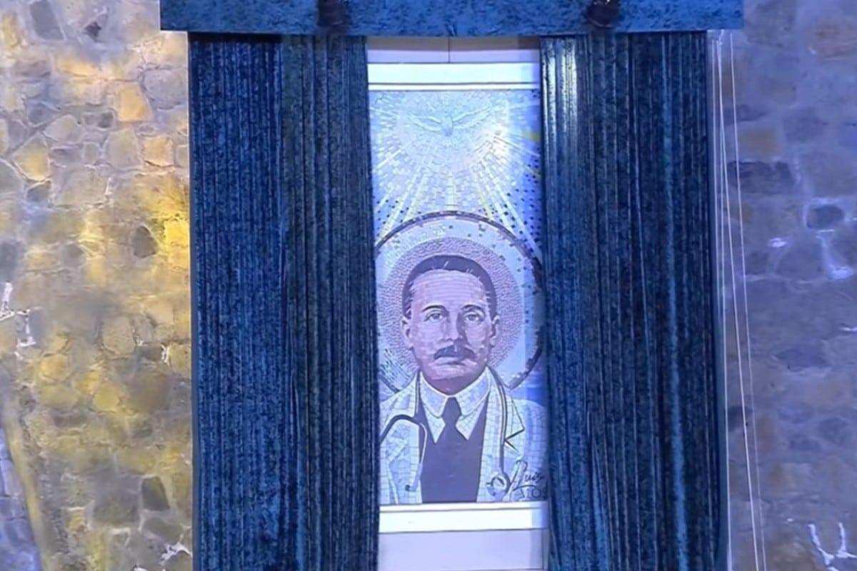 """Beatificación de José Gregorio Hernández, el """"médico de los pobres""""."""