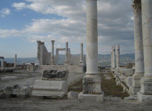 Conoce Laodicea, una de las 7 iglesias del Apocalipsis