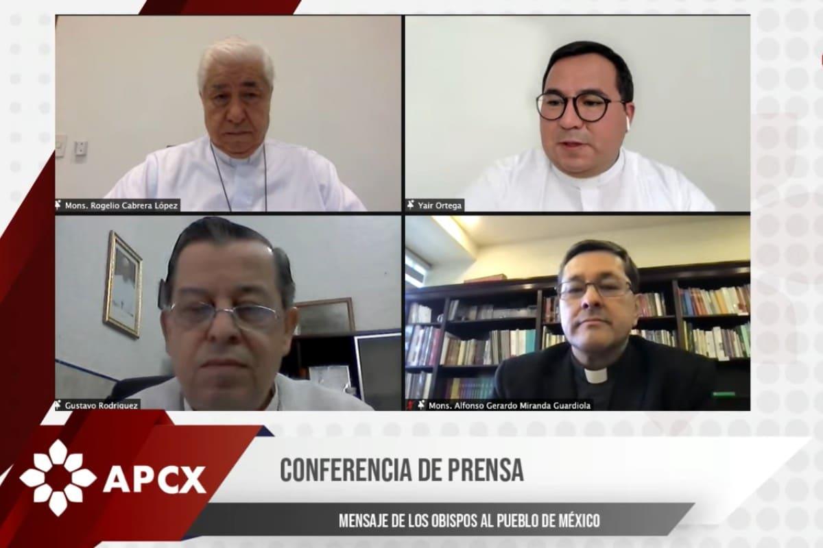 Preocupa a obispos polarización y violencia de cara a las elecciones