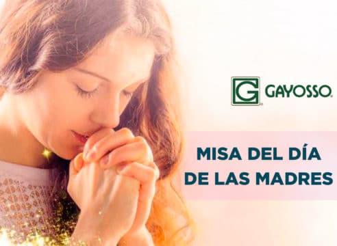Participa en esta Misa por el Día de las Madres y apunta tu intención