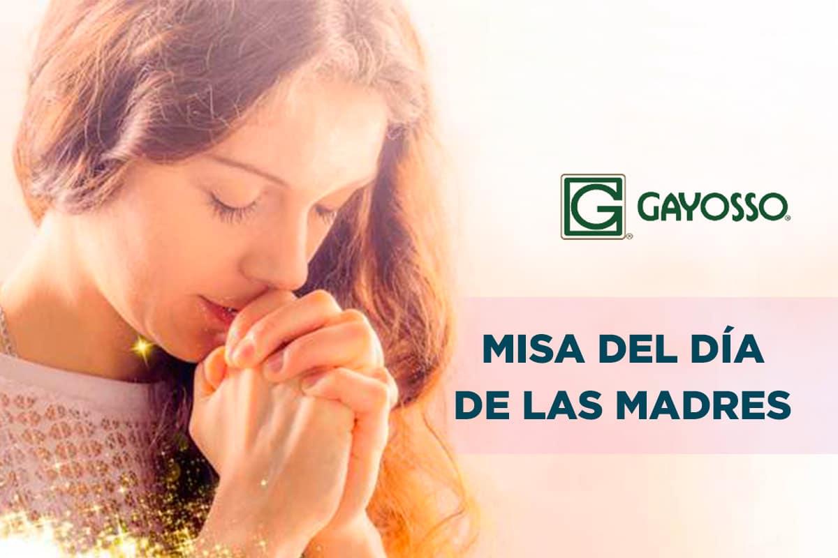 Misa Día de las Madres 2021.