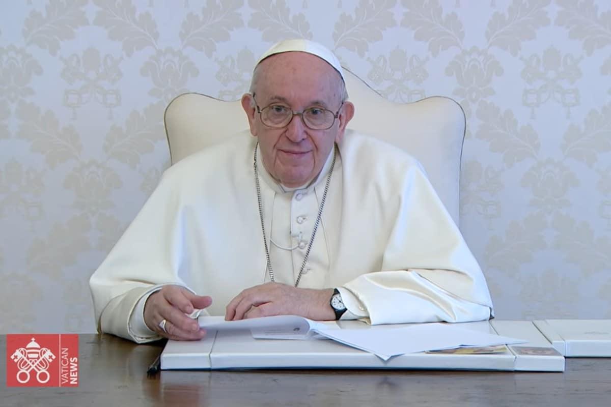 El Papa Francisco en su videomensaje por la beatificación de José Gregorio Hernández.