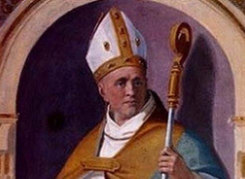 1 de abril: La Iglesia Católica celebra a San Hugode Grenoble